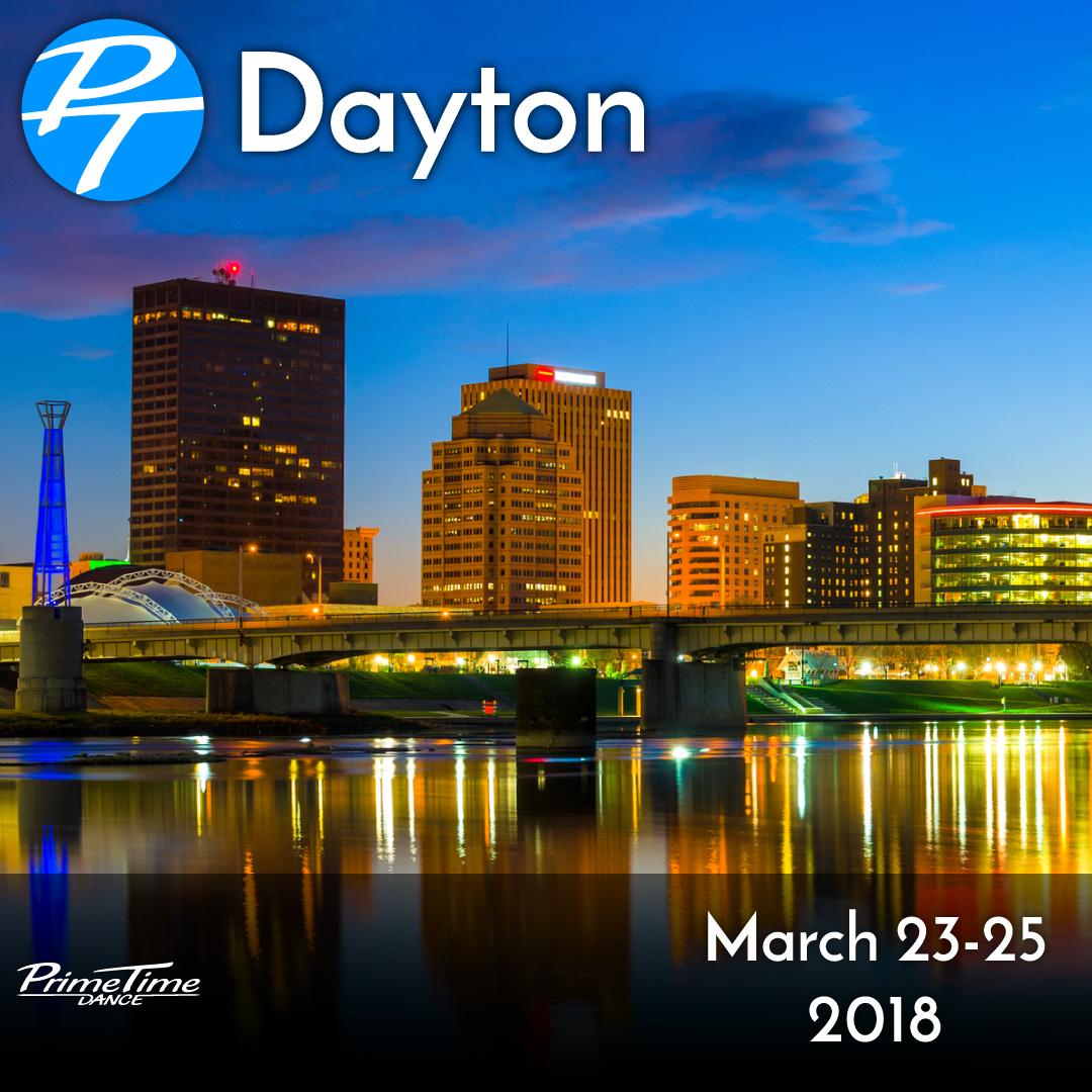 2018 Dayton, OH