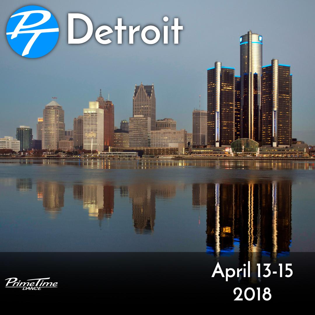 2018 Detroit, MI