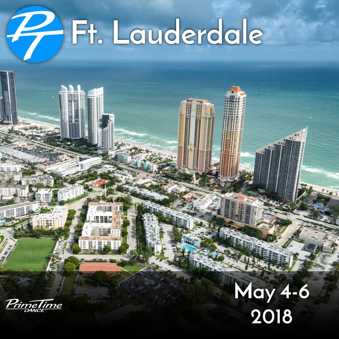 2018 Ft. Lauderdale, FL