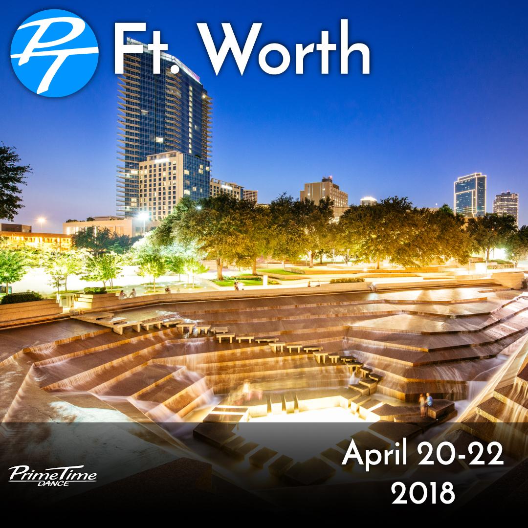2018 Fort Worth, TX