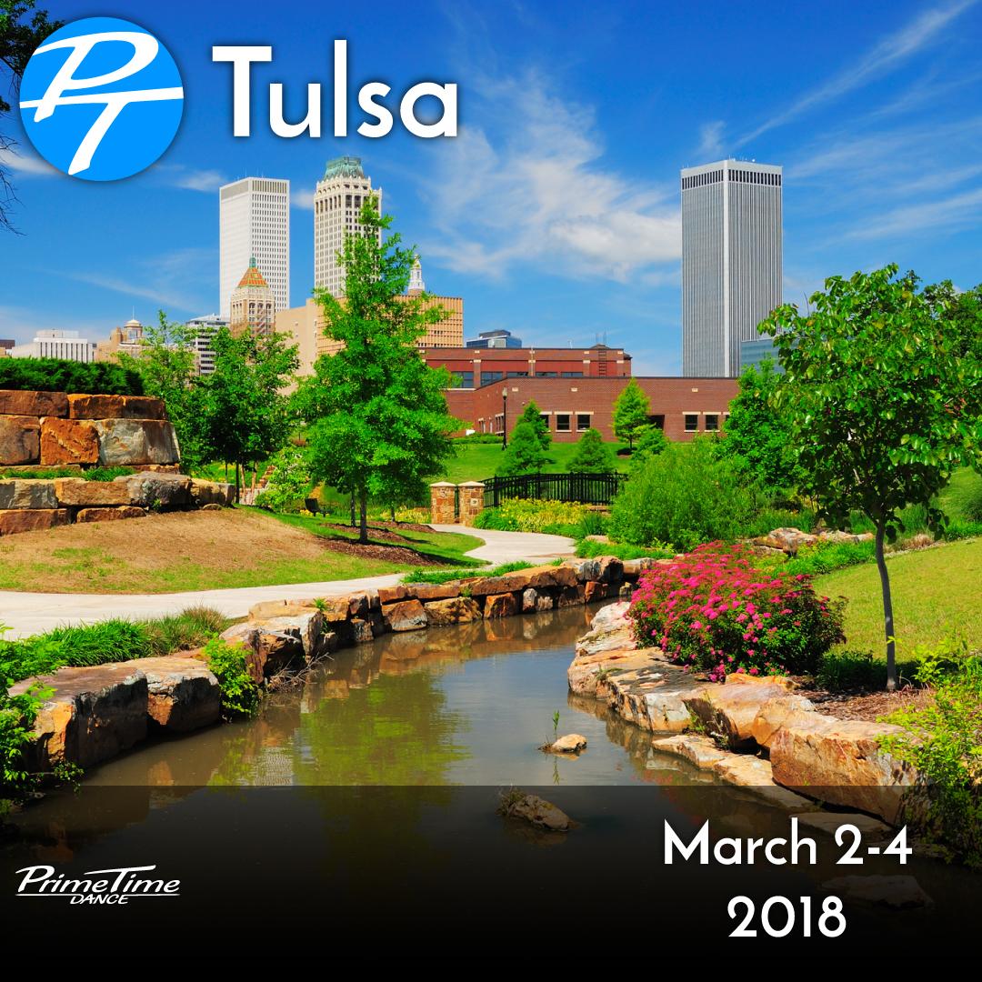 2018 Tulsa, OK