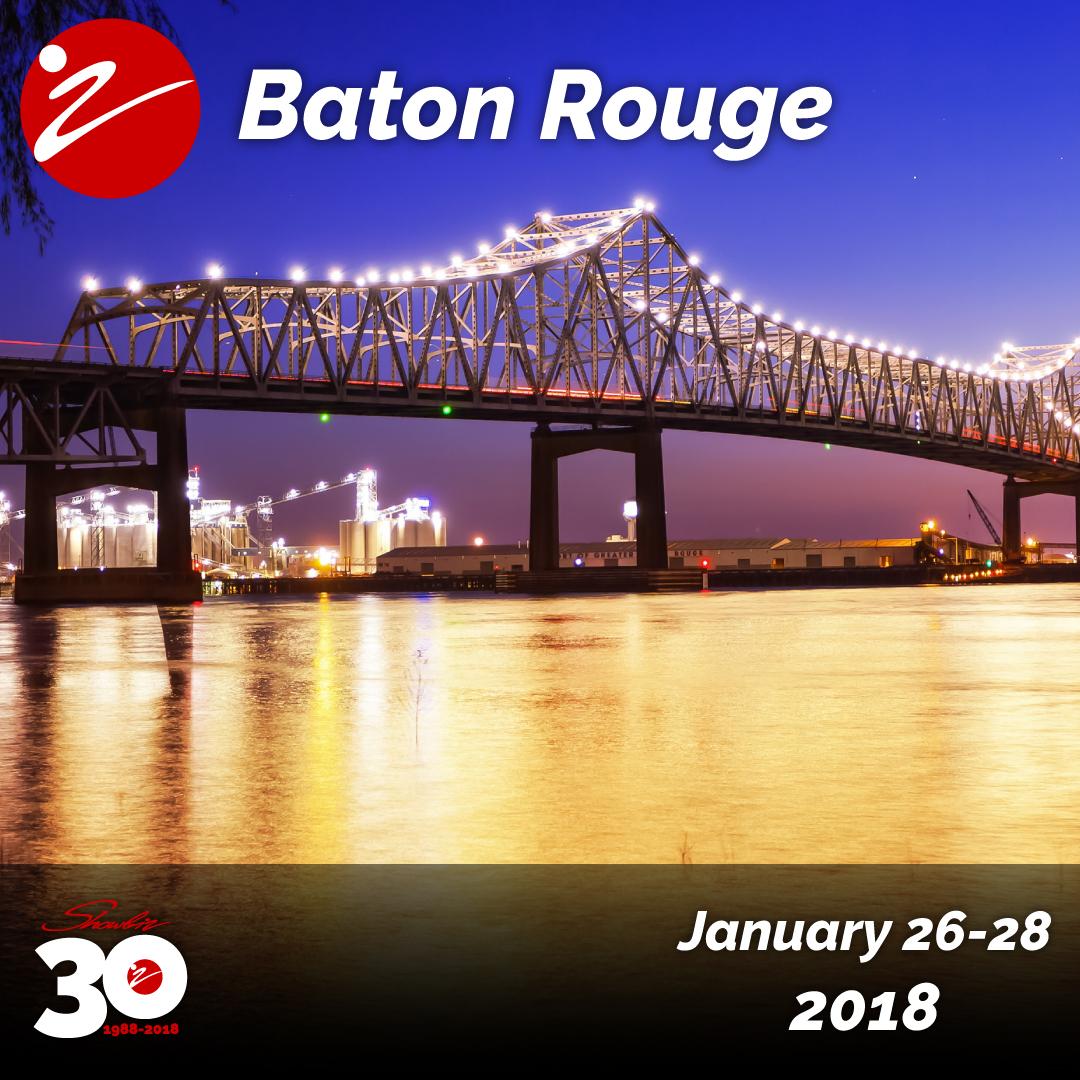 2018 Baton Rouge, LA