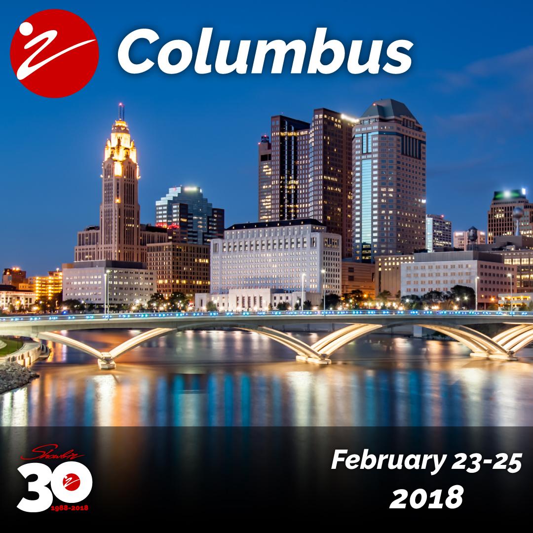2018 Columbus, OH