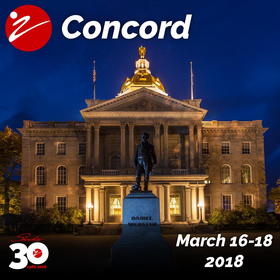 2018 Concord, NH