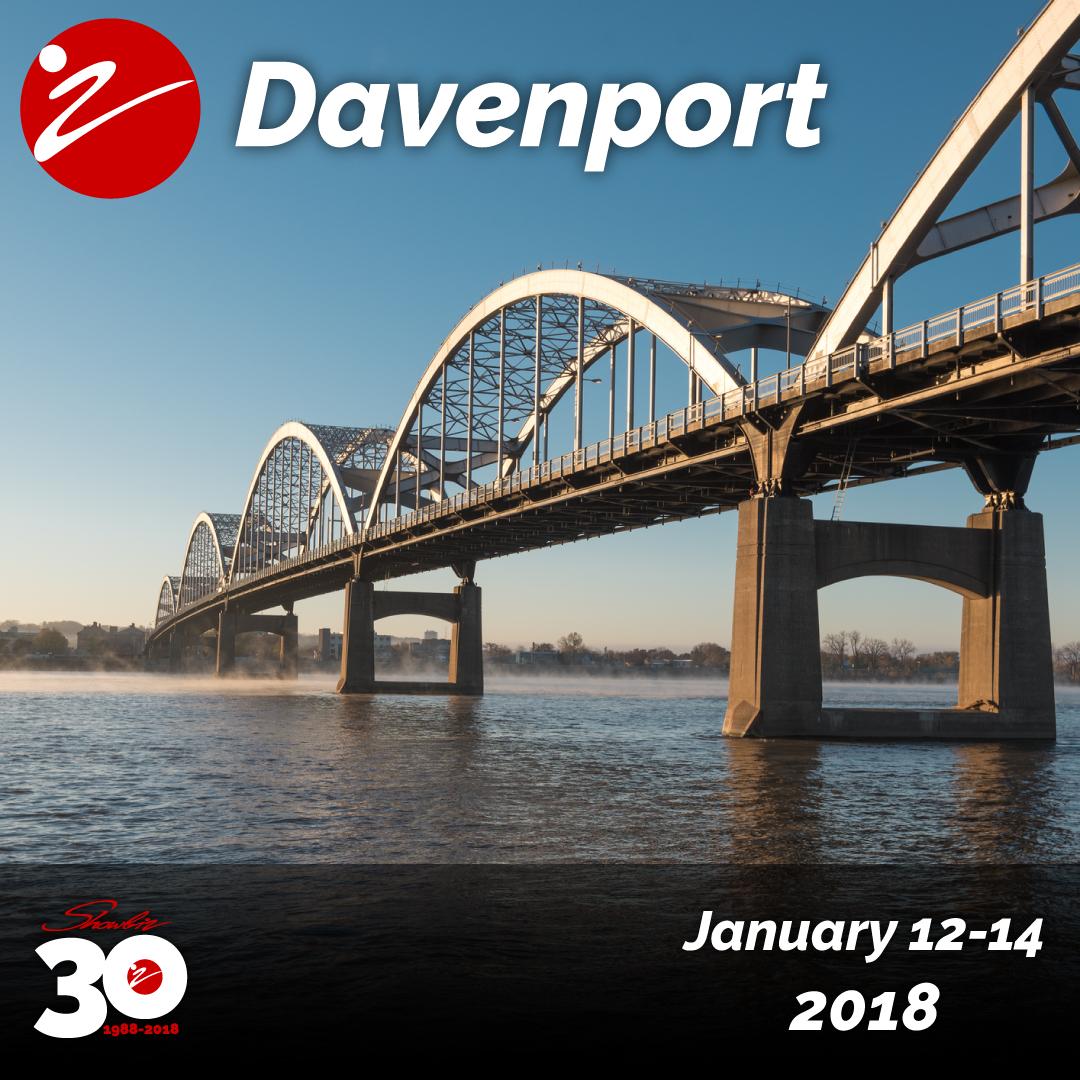 2018 Davenport, IA