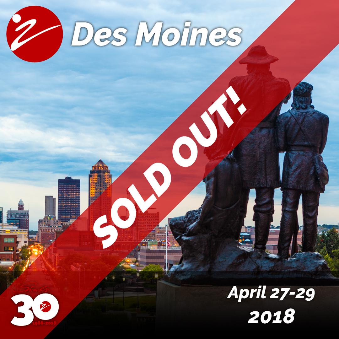 2018 Des Moines, IA
