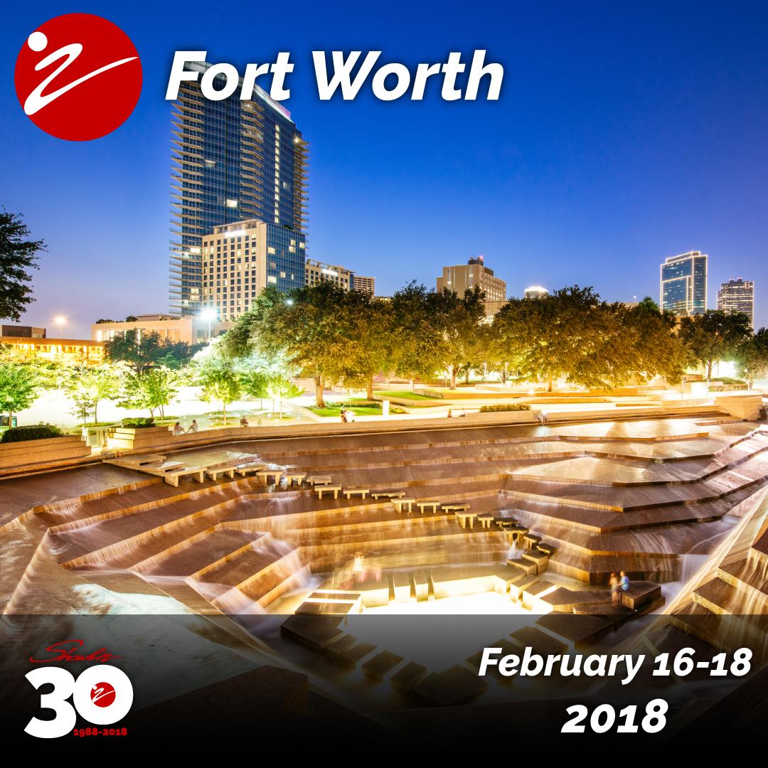 2018 Ft. Worth, TX
