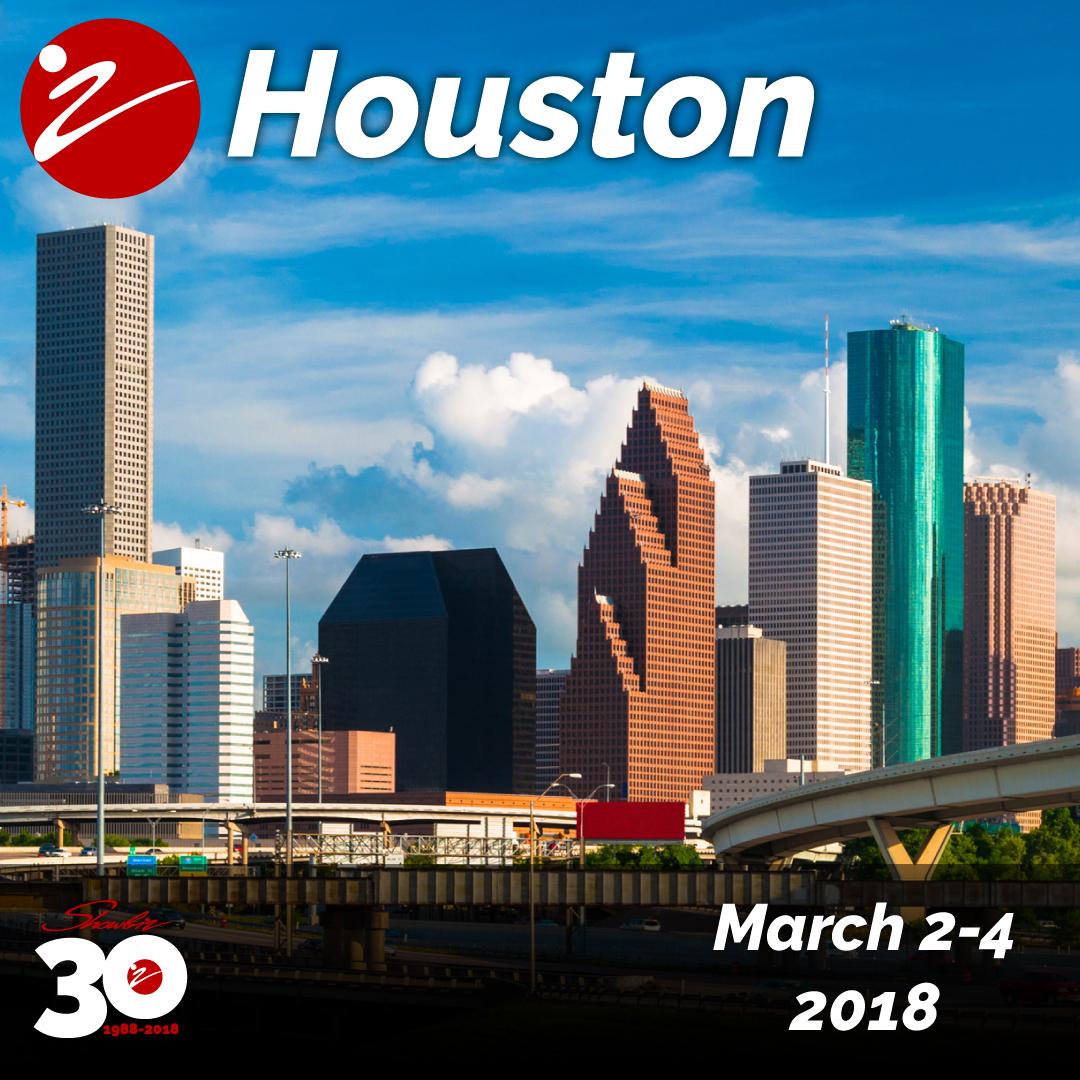 2018 Houston, TX
