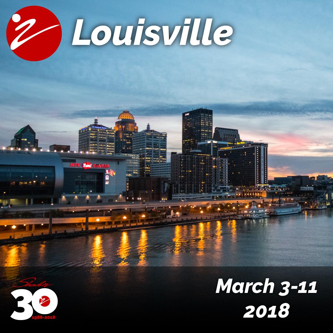 2018 Louisville, KY