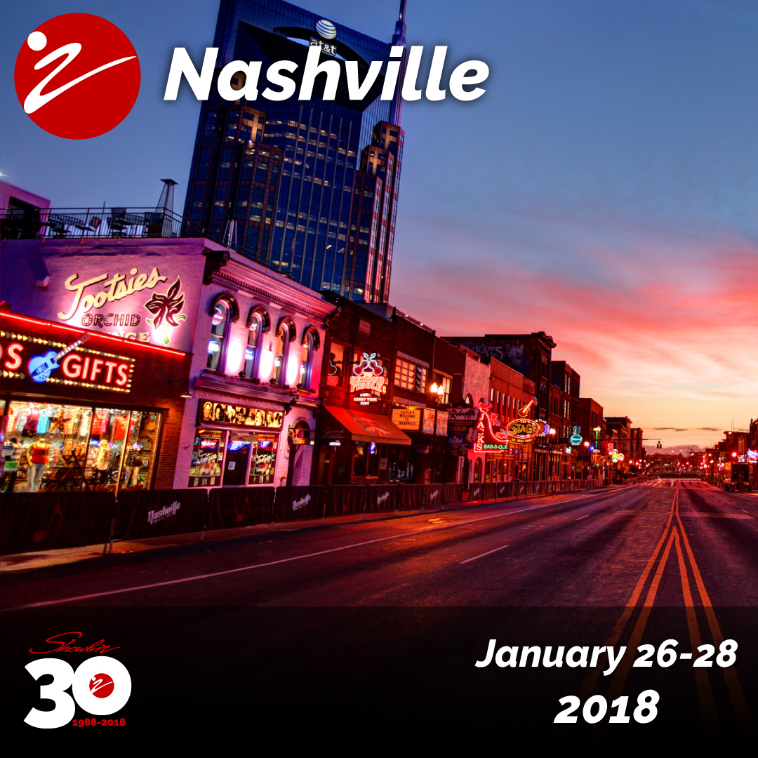 2018 Nashville, TN