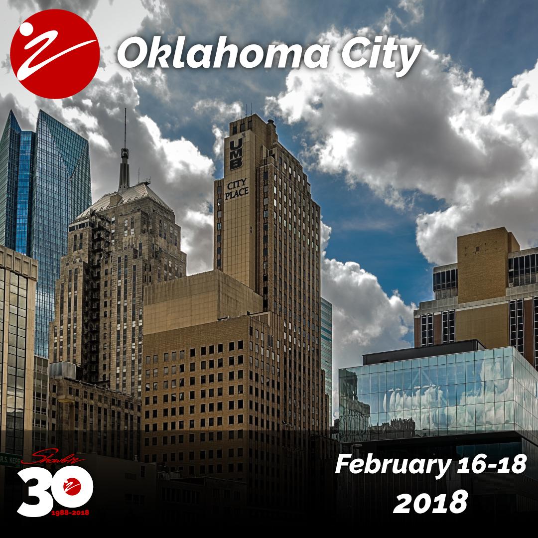 2018 Oklahoma City, Ok