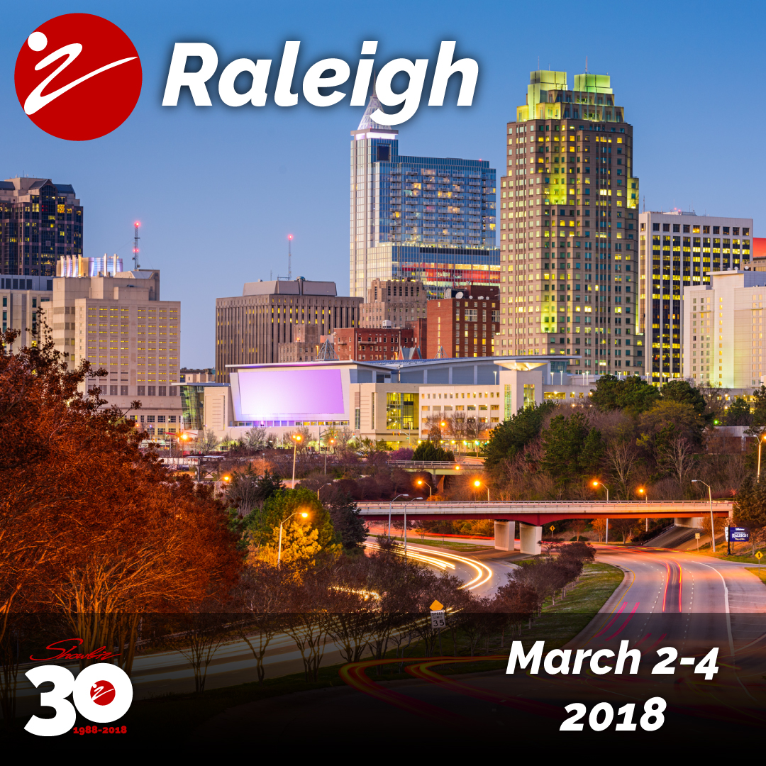 2018 Raleigh, NC