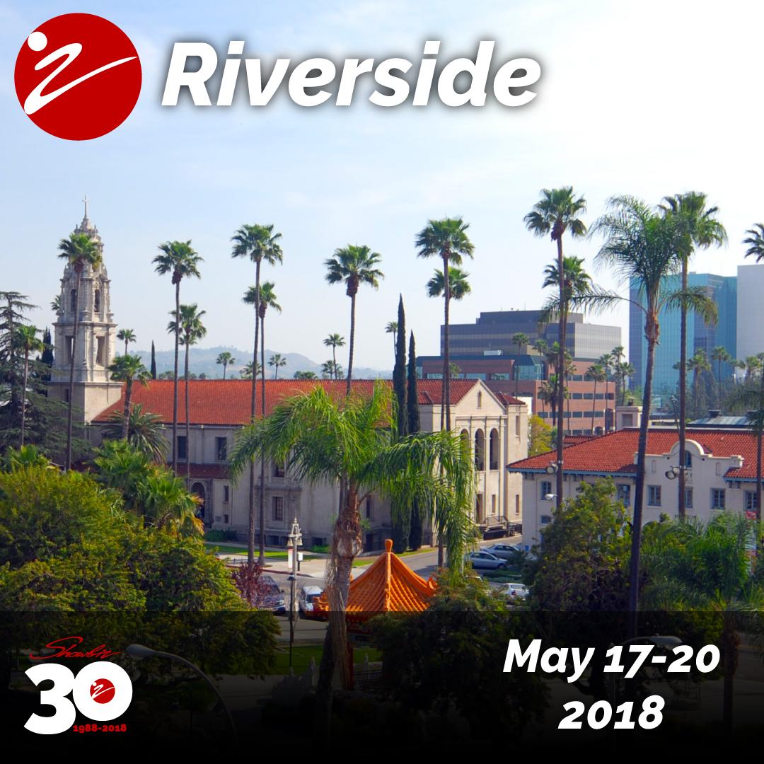 2018 Riverside, CA