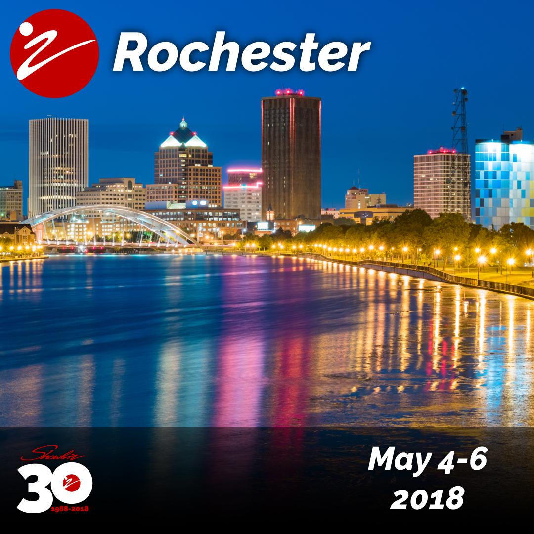 2018 Rochester, NY