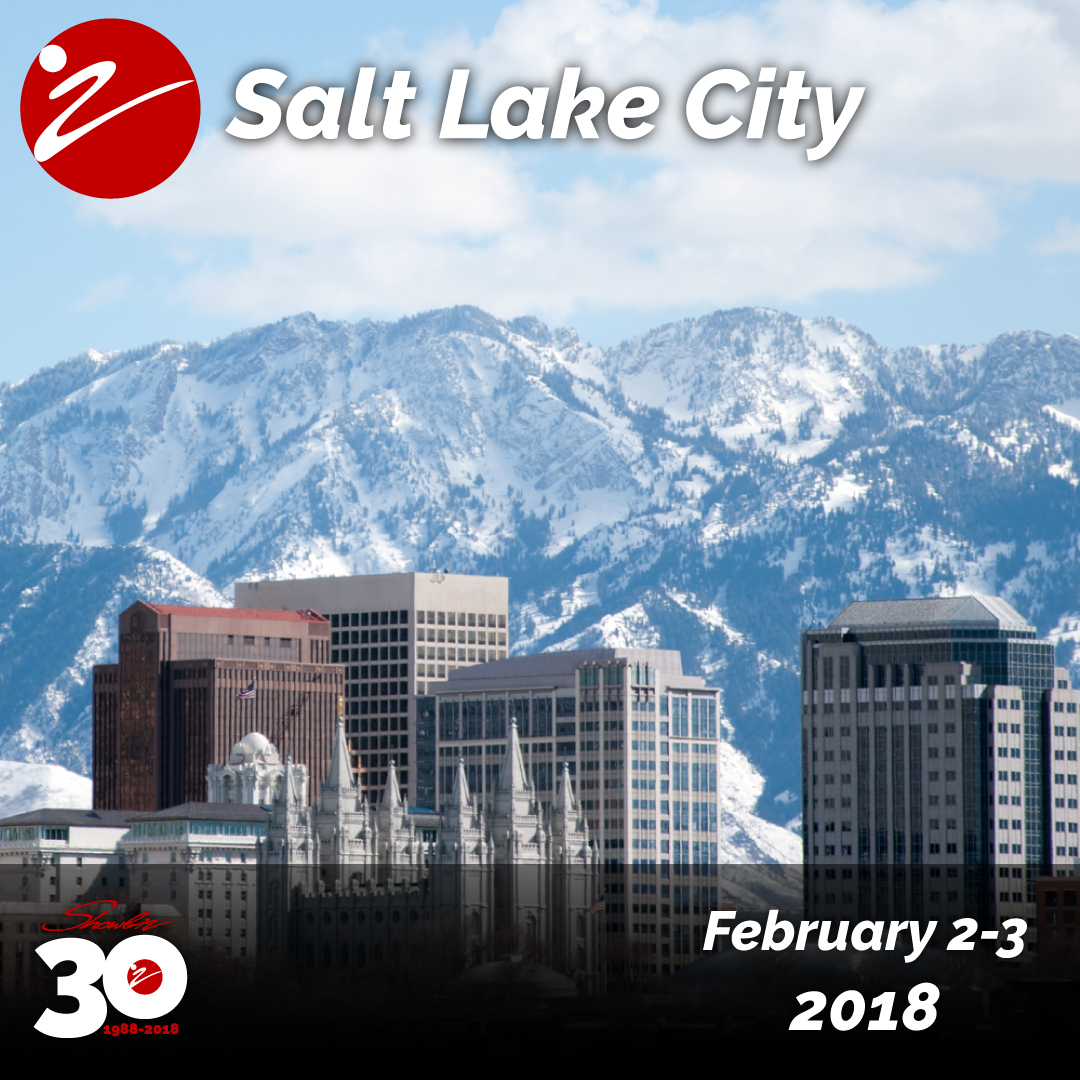 2018 Salt Lake City, UT