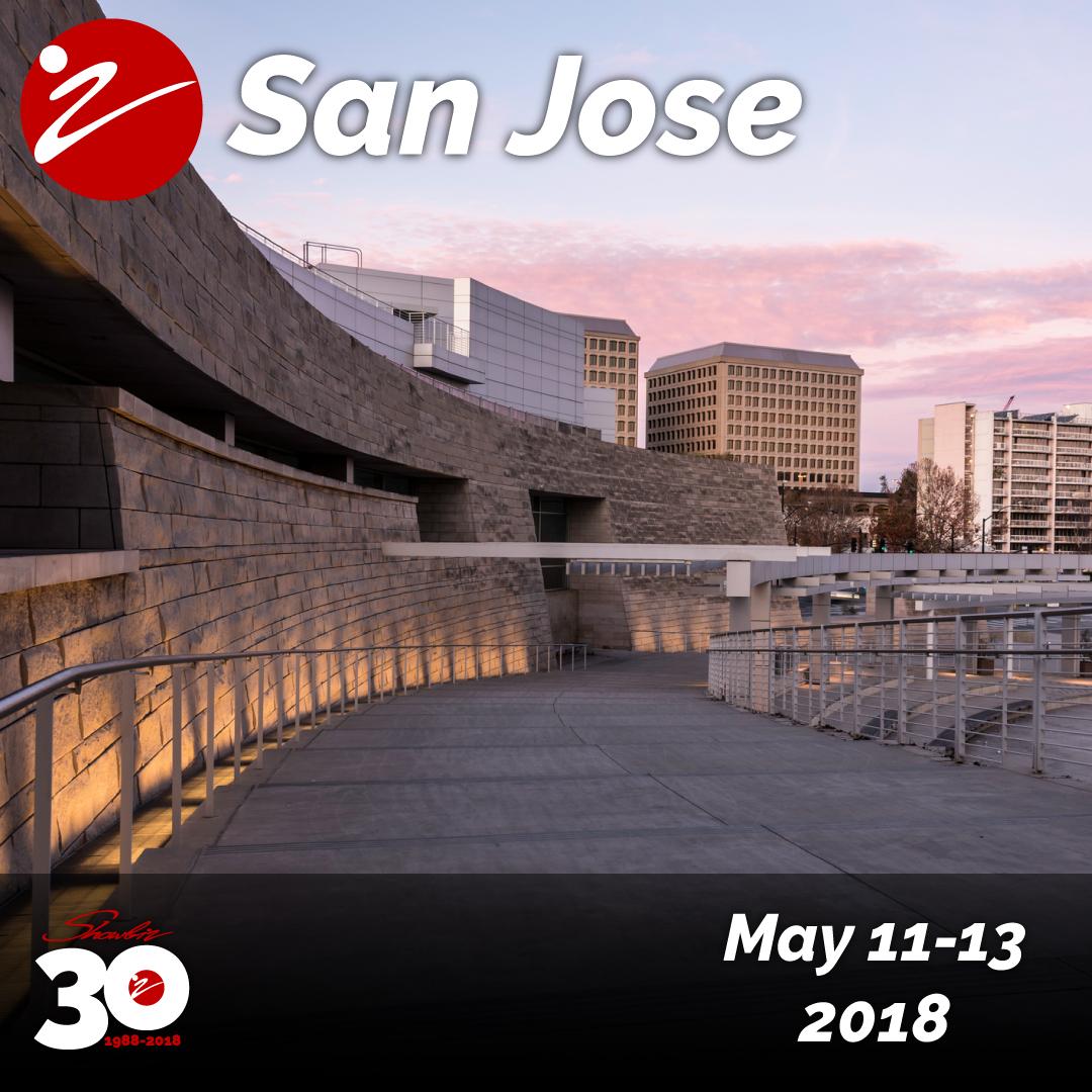 2018 San Jose, CA