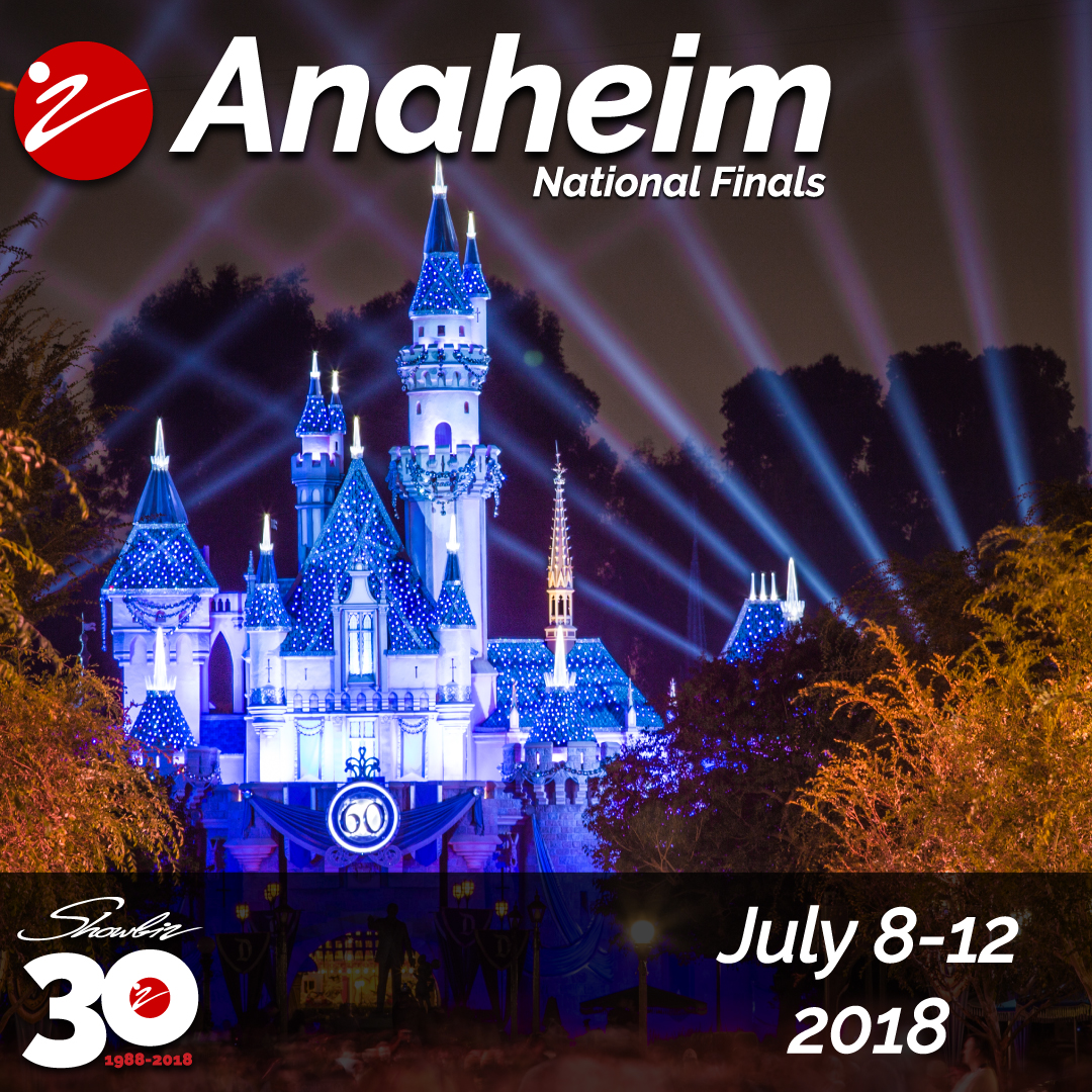 2018 Showbiz Anaheim Nationals