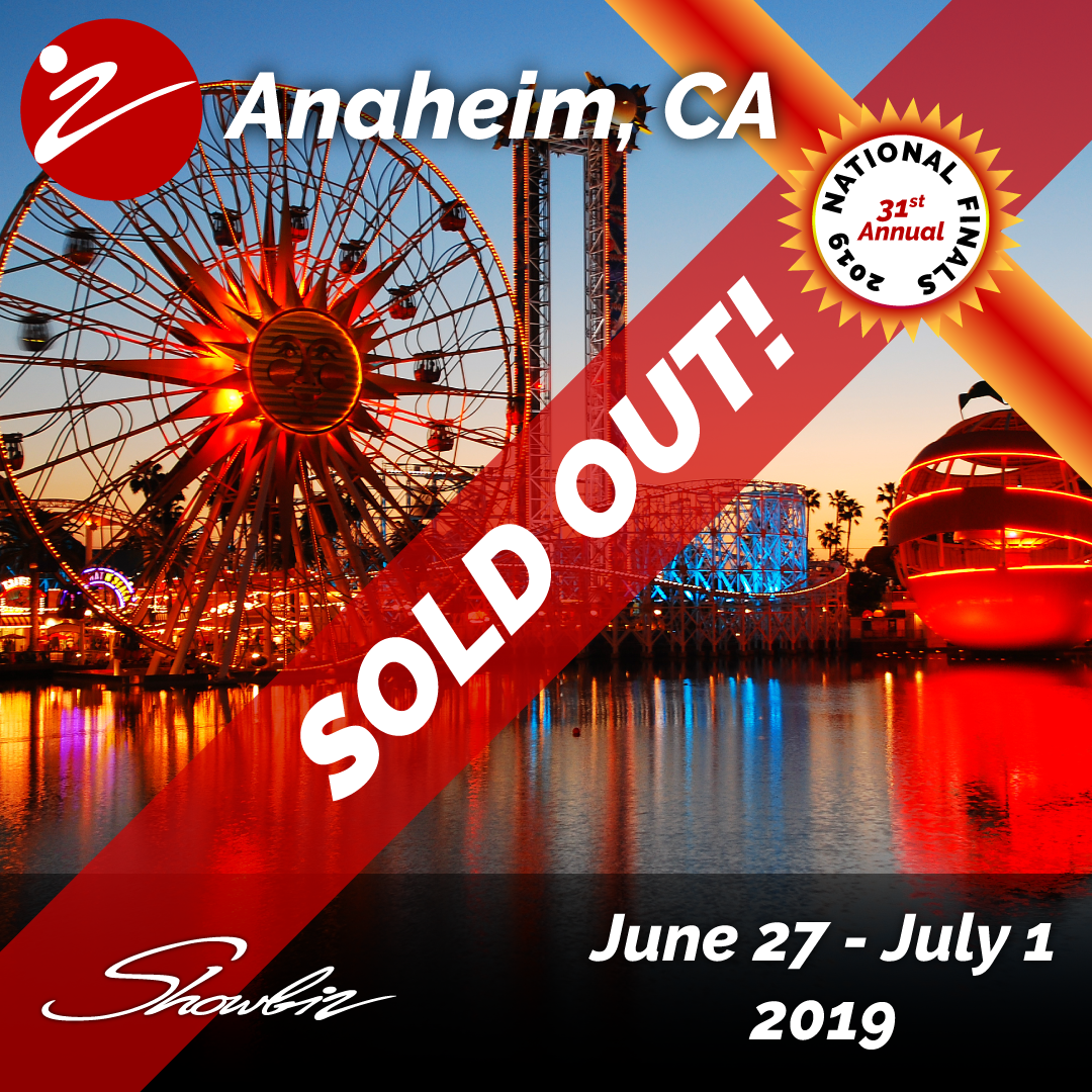2019 Showbiz Anaheim National Finals