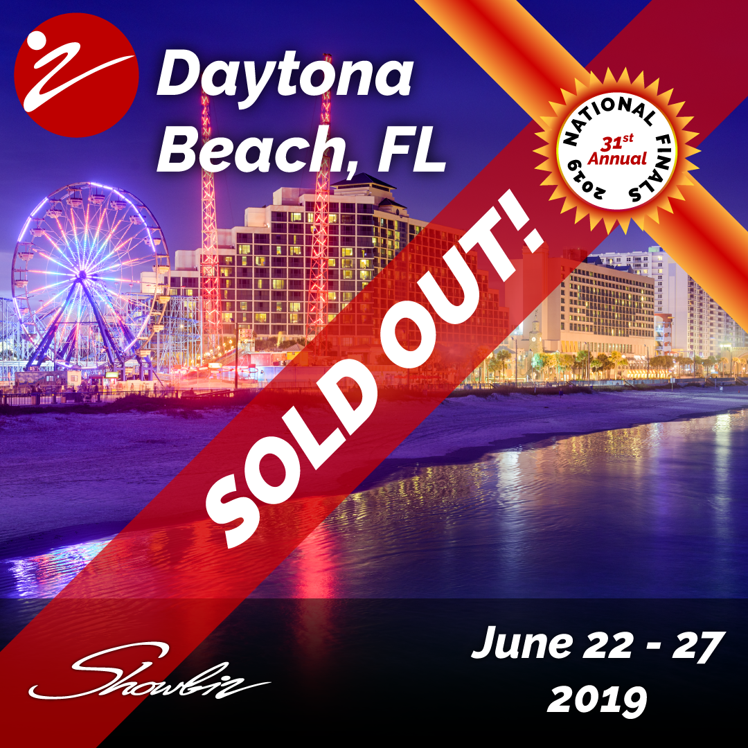 2019 Daytona Beach, FL Nationals