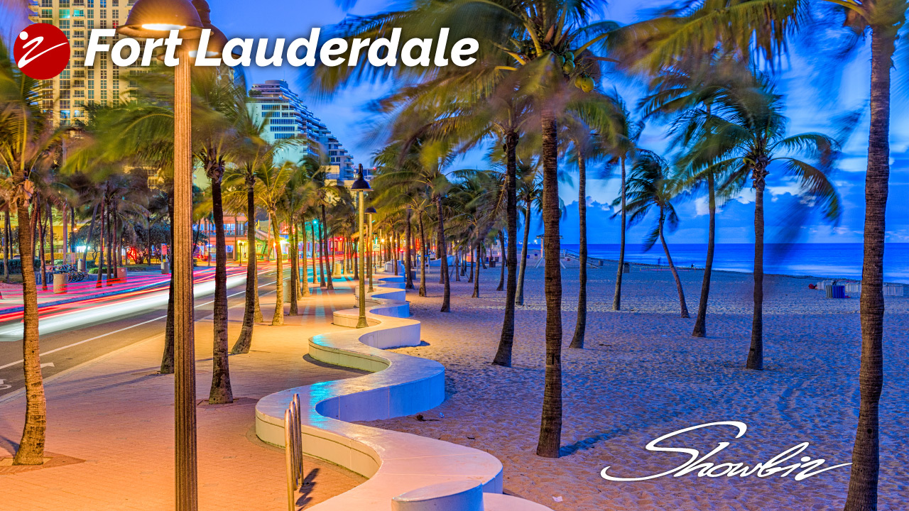 2019 Showbiz Fort lauderdale, FL