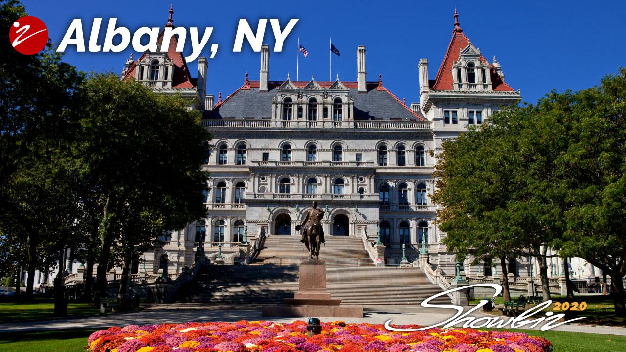 Showbiz 2020  Albany, NY Event