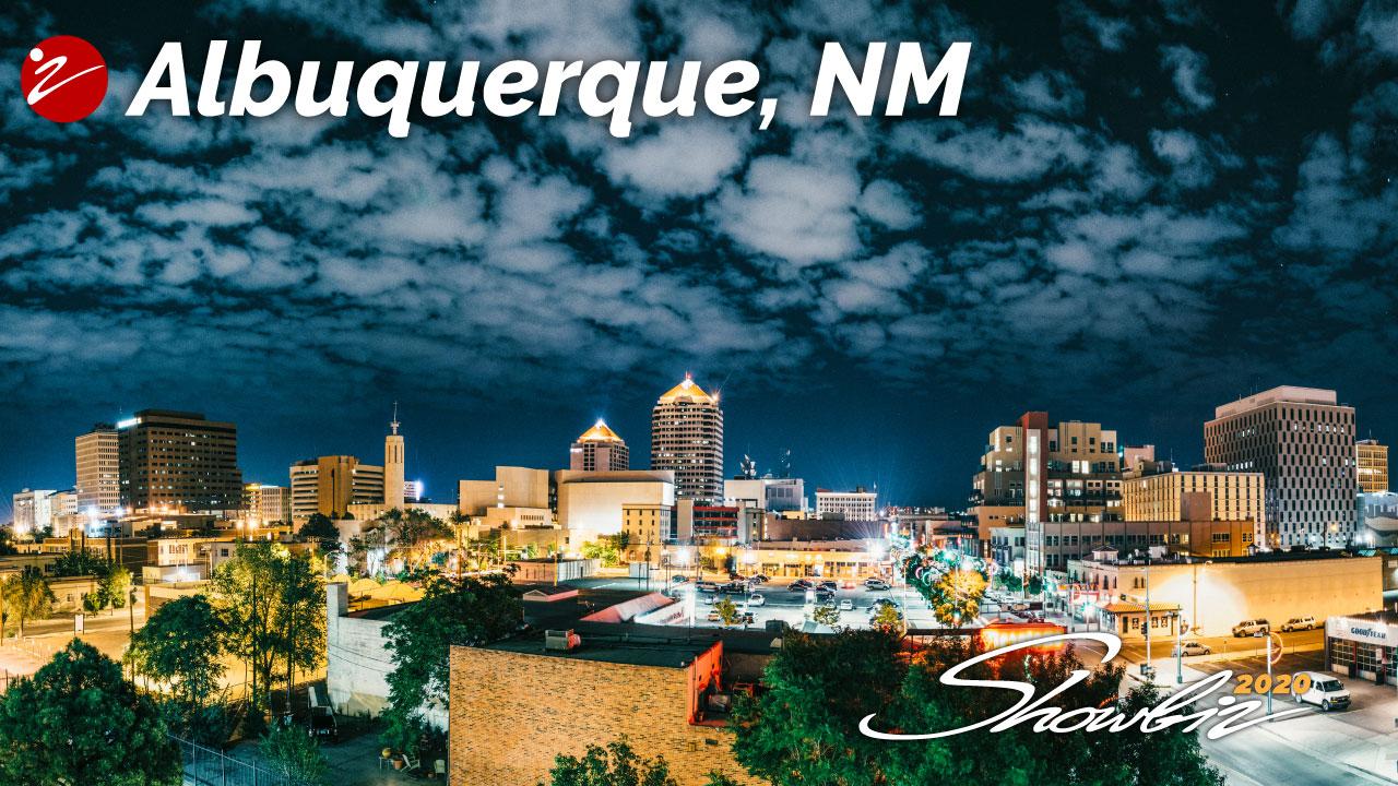 Showbiz 2020 Albuquerque, NM Event