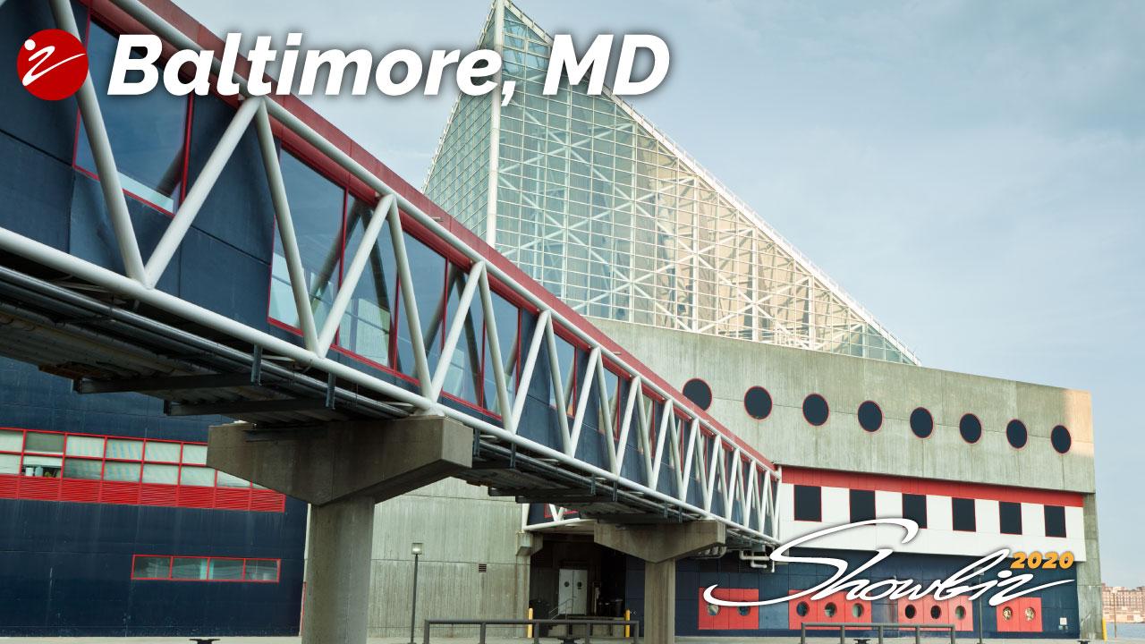Showbiz 2020 Baltimore, MD Event