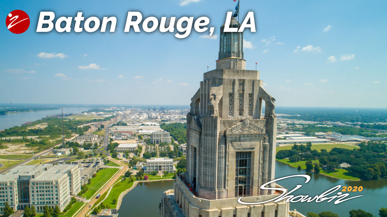 Showbiz 2020 Baton Rouge, LA Event