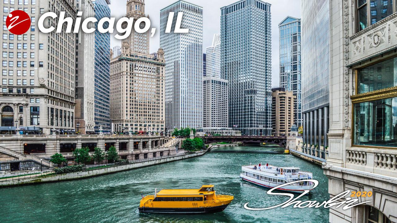 Showbiz 2020 Chicago, IL Event
