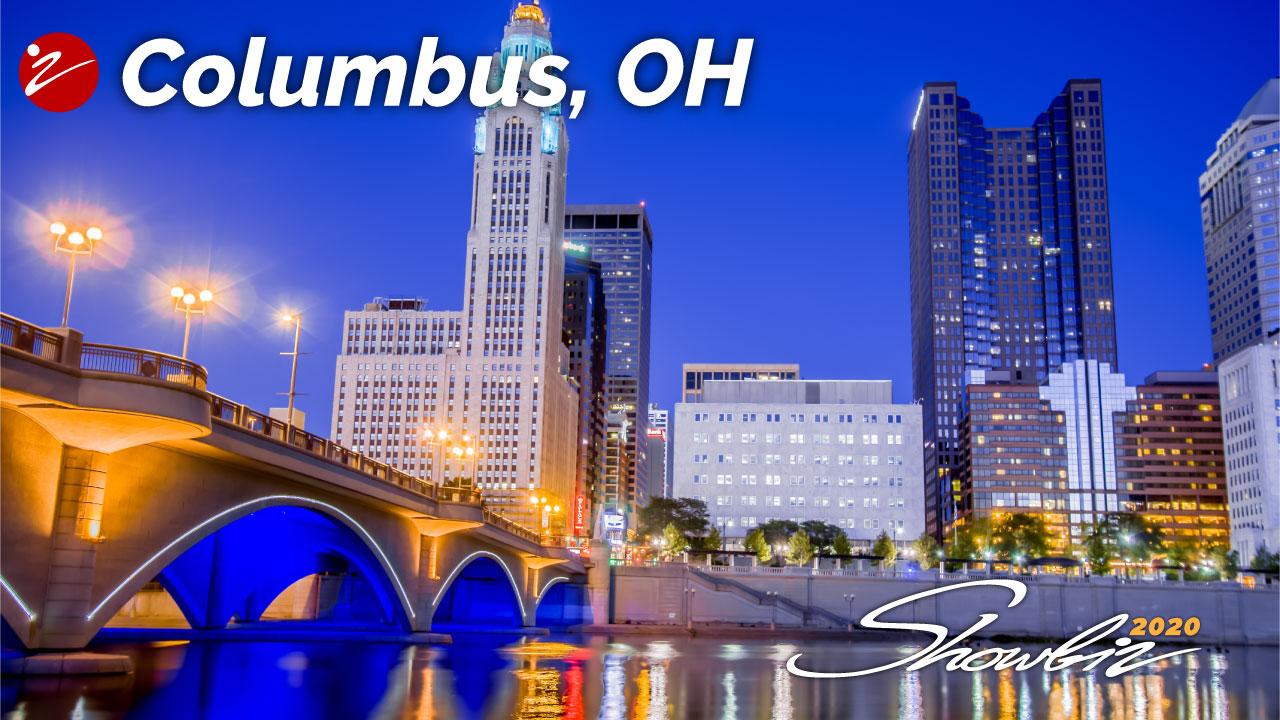 Showbiz 2020 Columbus, OH Event