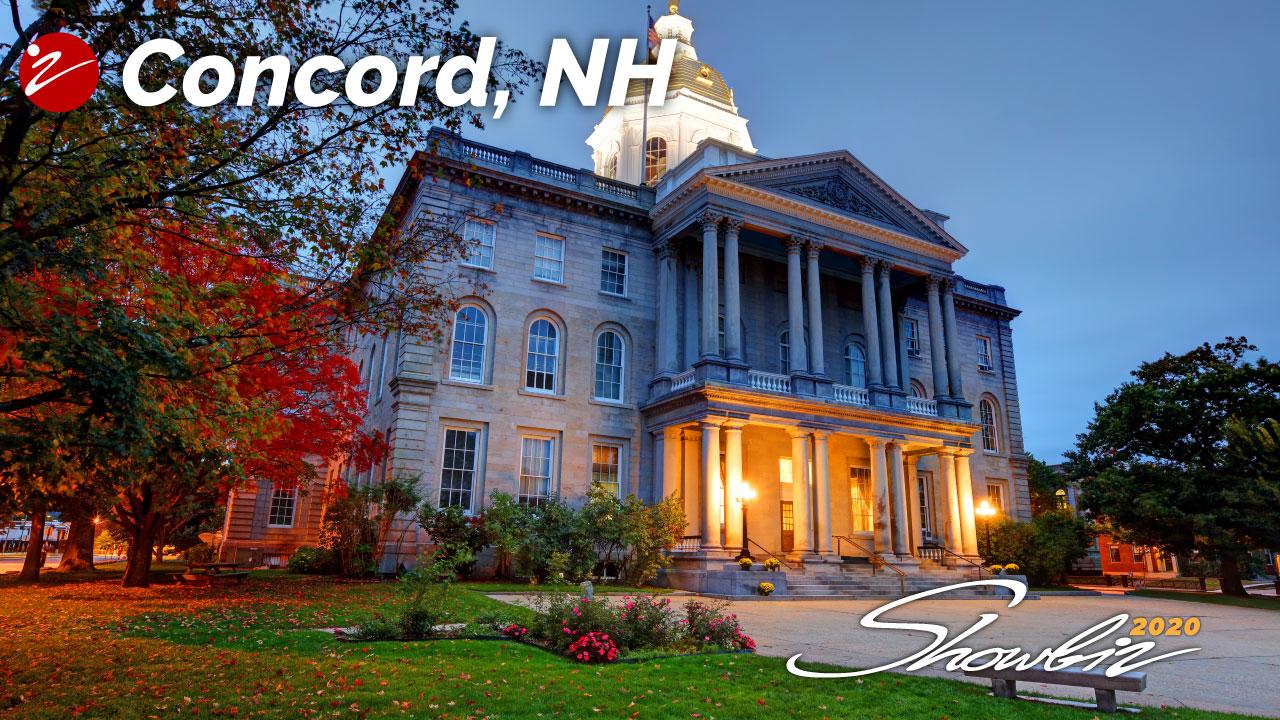 Showbiz 2020 Concord, NH Event