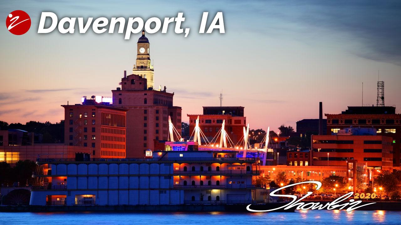 Showbiz 2020 Davenport, IA Event
