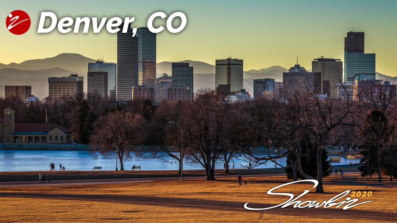 Showbiz 2020 Denver, CO Event