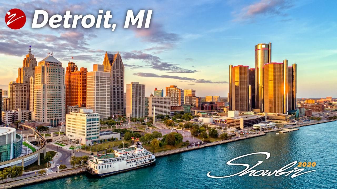 Showbiz 2020 Detroit, MI Event
