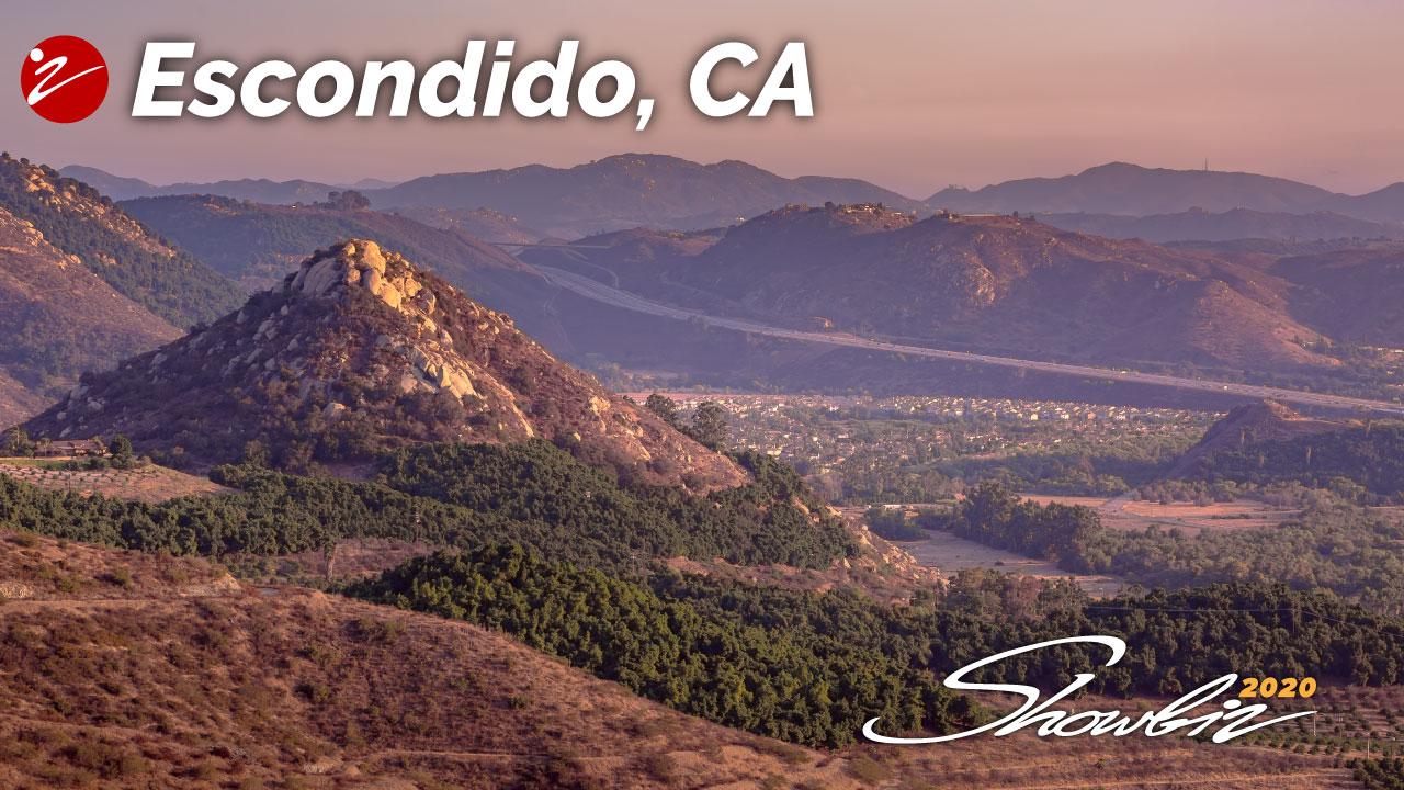 Showbiz 2020 Escondido, CA Event