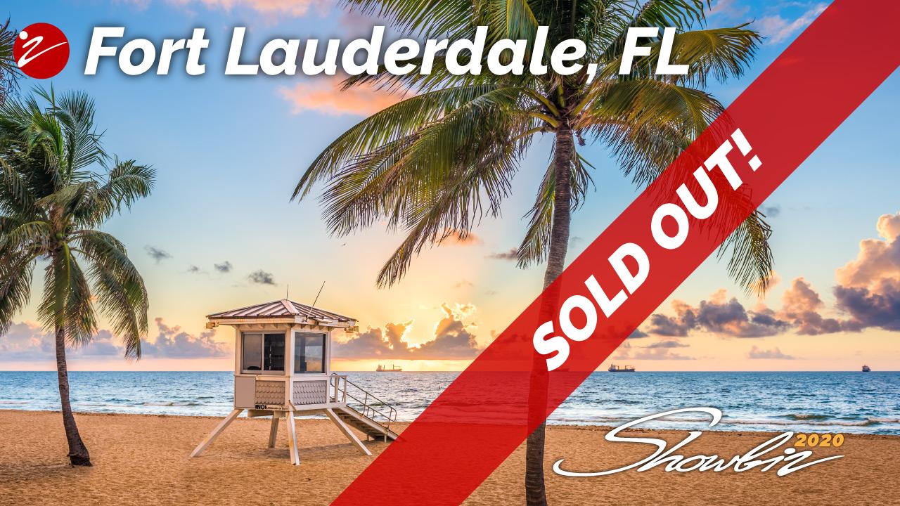 Showbiz 2020 Fort Lauderdale, FL Event