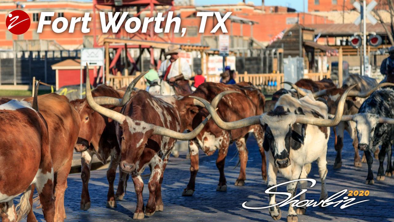 Showbiz 2020 Fort Worth, TX Event