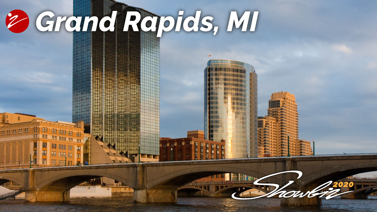 Showbiz 2020 Grand Rapids, MI Event