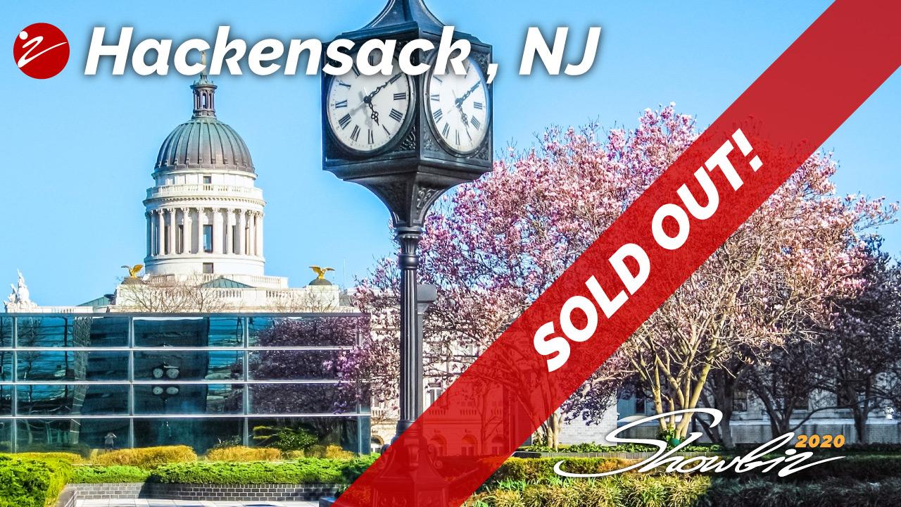 Showbiz 2020 Hackensack, NJ Event