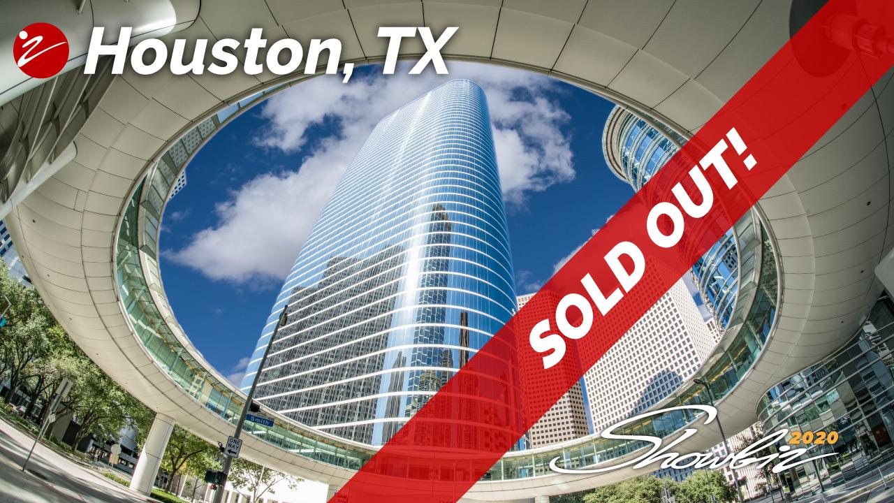 Showbiz 2020 Houston, TX Event