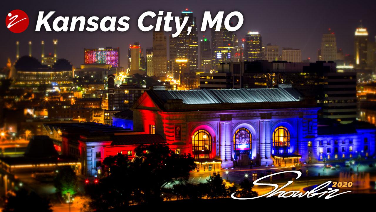 Showbiz 2020 Kansas CIty, MO Event