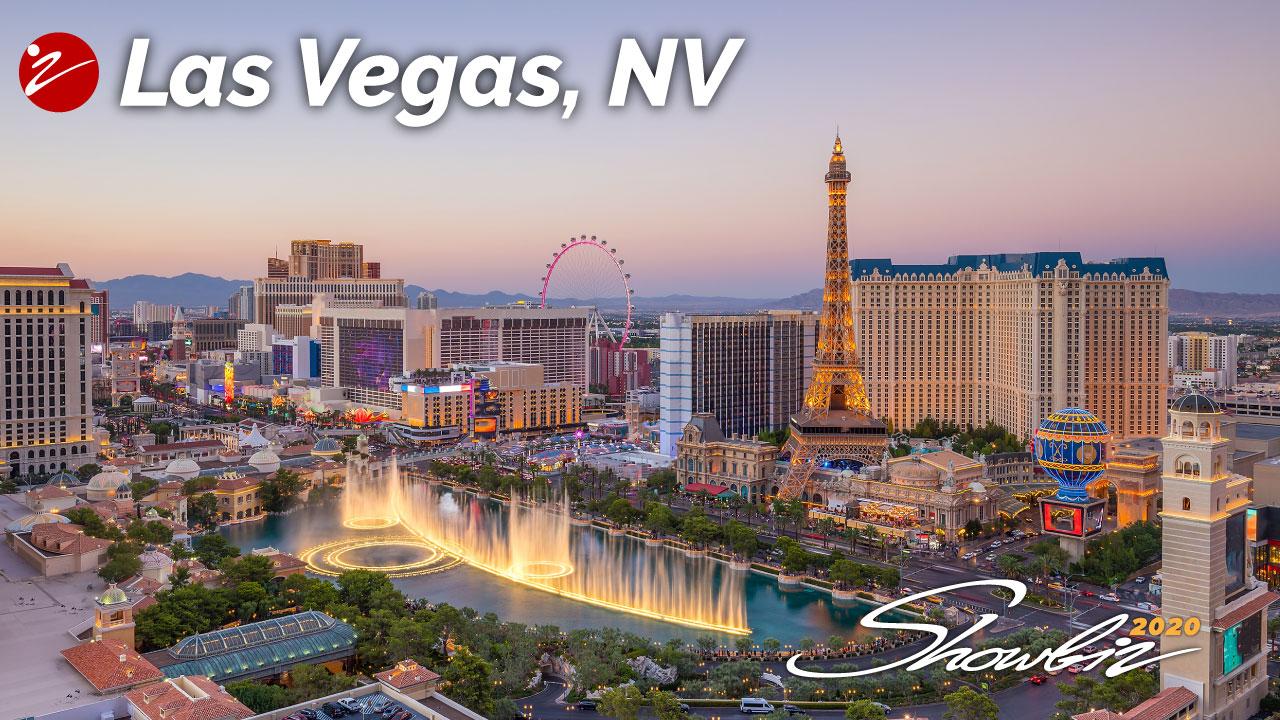 Showbiz 2020 Las Vegas, NV Event