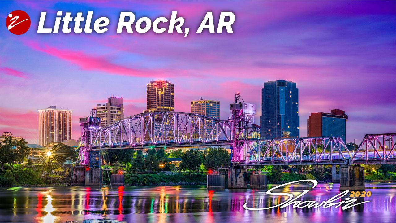 Showbiz 2020 Little Rock, AR Event