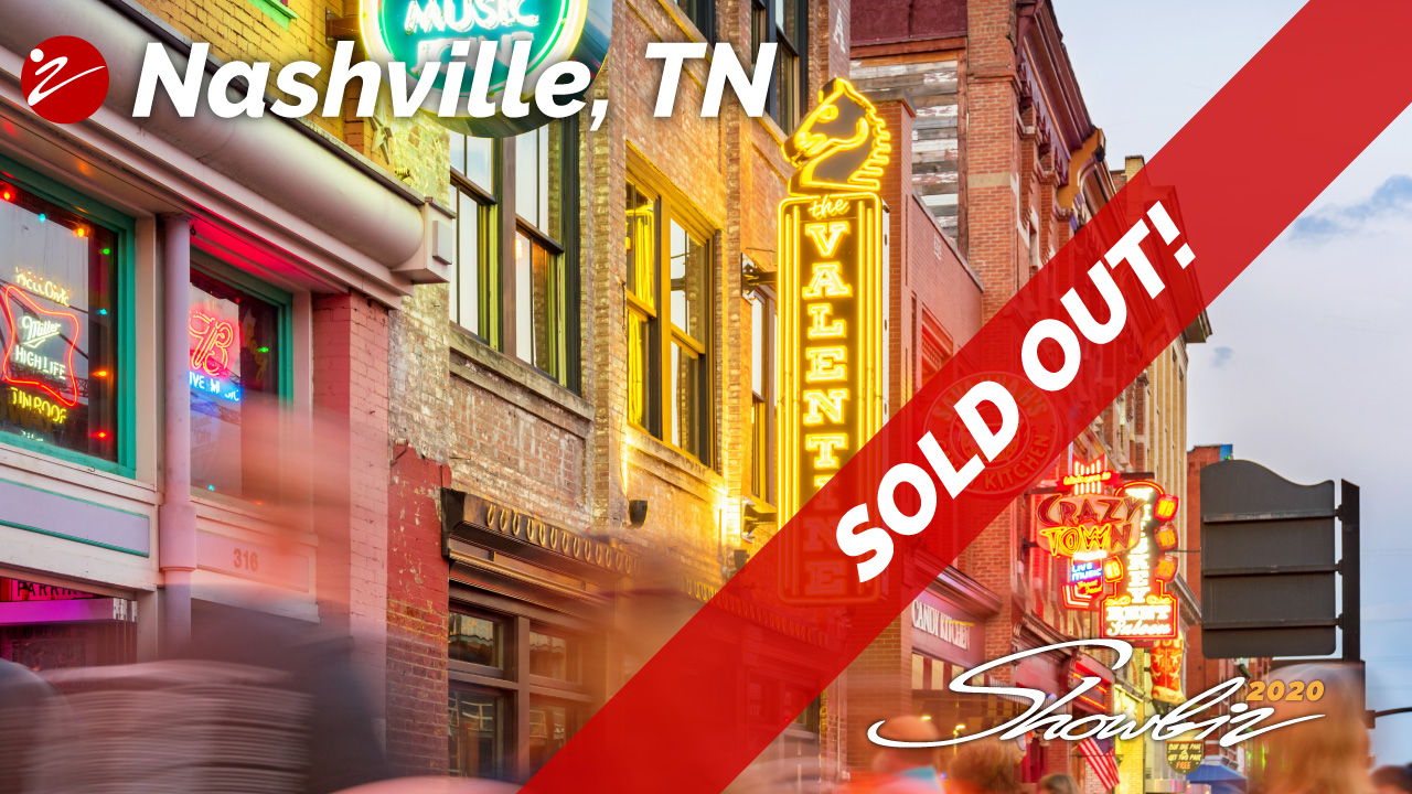 Showbiz 2020 Nashville, TN Event