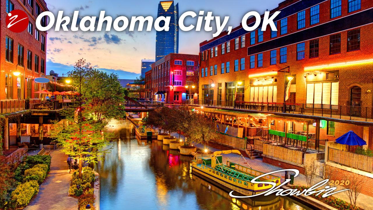 Showbiz 2020 Oklahoma City, OK Event