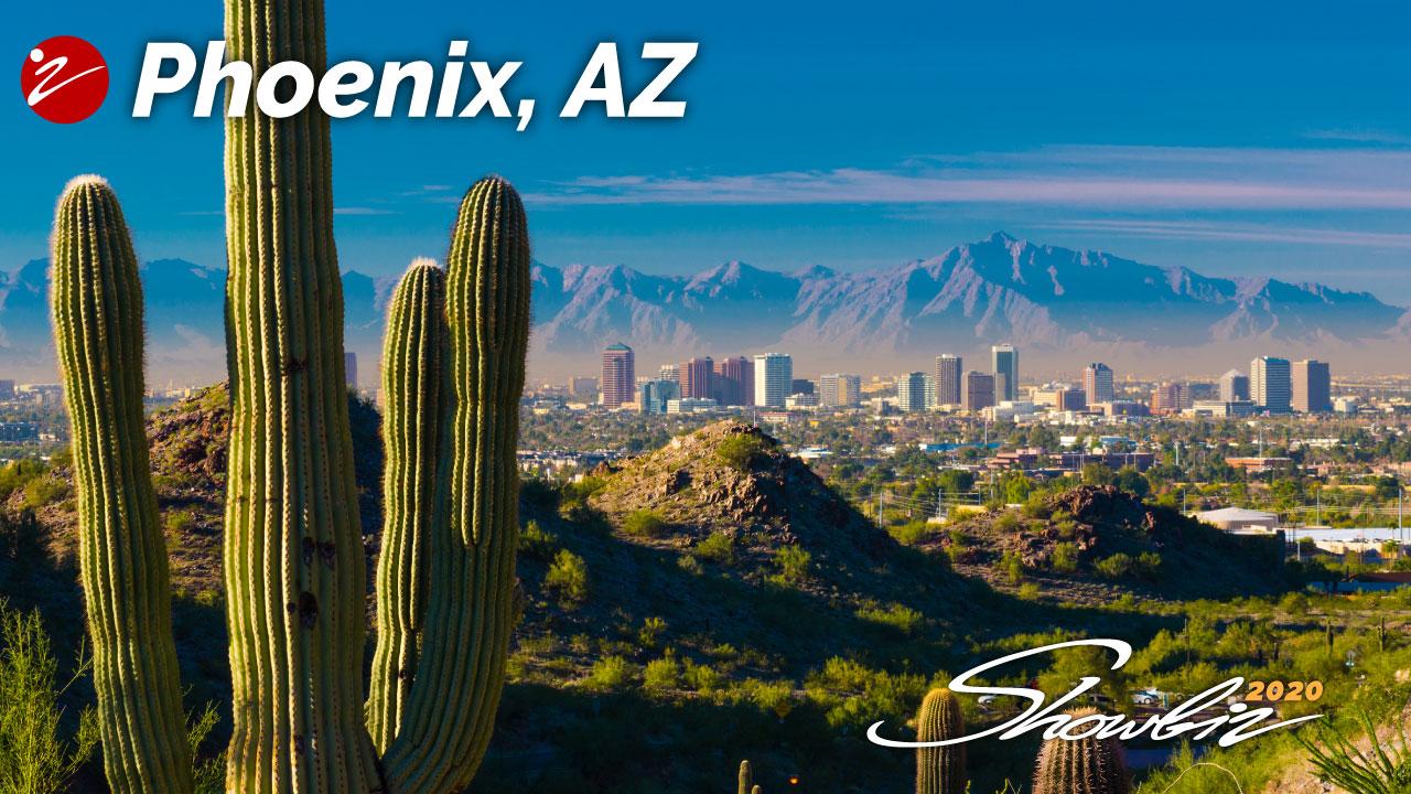 Showbiz 2020 Phoenix, AZ Event