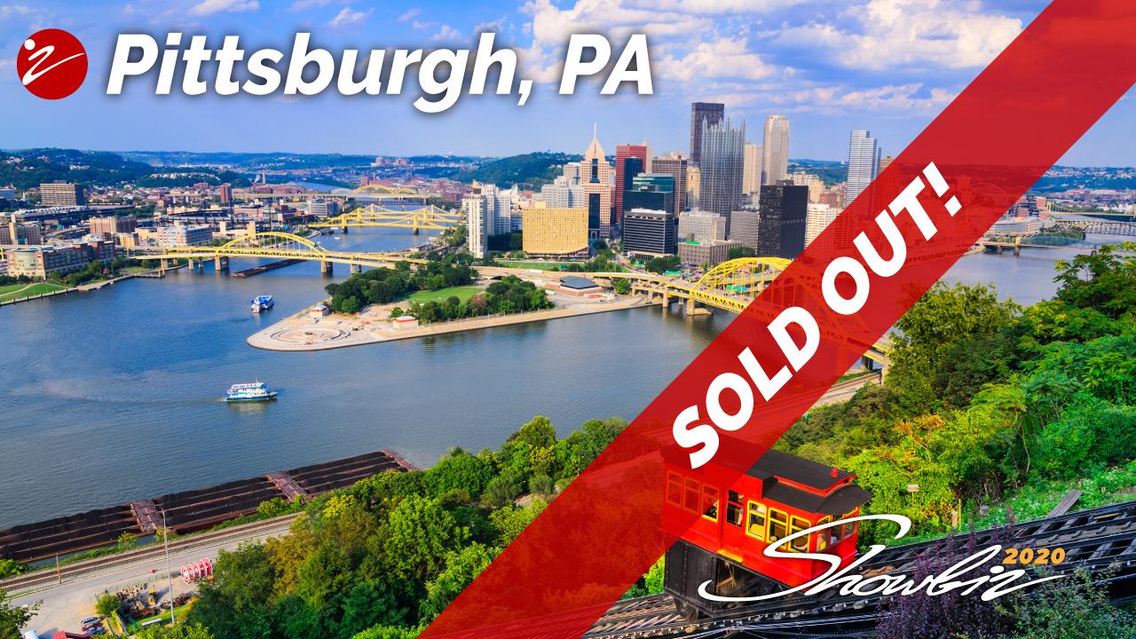 Showbiz 2020 Pittsburgh, PA Event