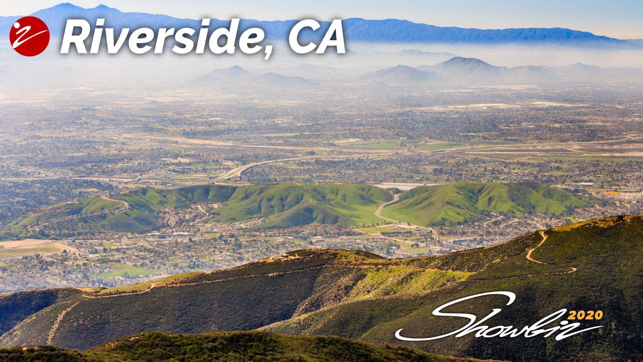 Showbiz 2020 Riverside, CA Event
