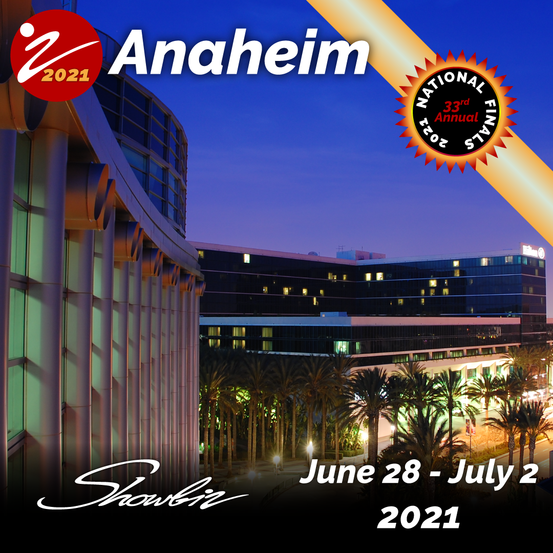 2021 Showbiz Anaheim Nationals Event