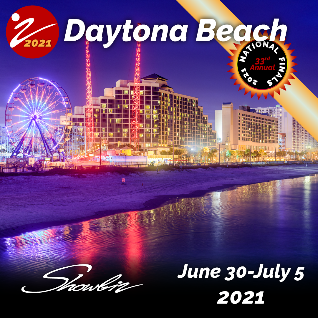 2021 Showbiz Daytona Beach Nationals Event